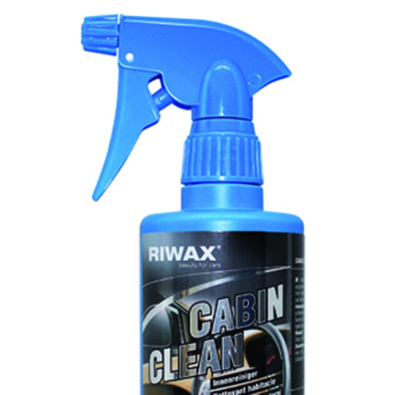 riwax cabin clean car interior cleaner 500ml 03320 1. Black Bedroom Furniture Sets. Home Design Ideas