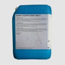 Riwax® Cockpit Spray Matt, Car Interior Plastics Care, 5L, 02485-6