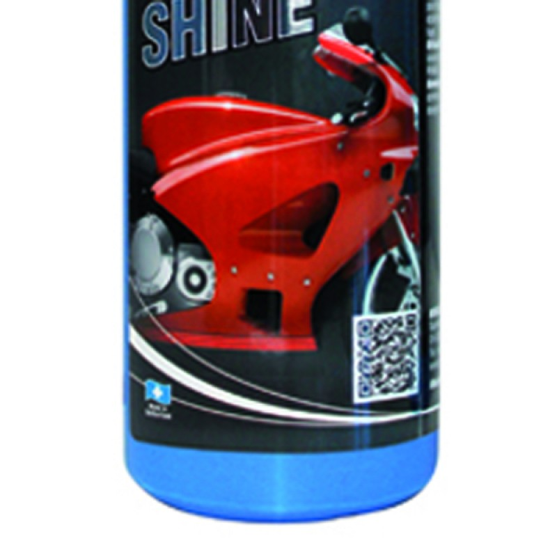 Bike shine care and protection