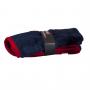 Microfiber cloth Nasiol dark-blue